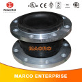 pipe system BS flange type rubber expansion joint