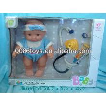 2013 neues Einzelteil 10 Zoll Puppe