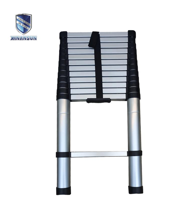 emergency rescue telescopic ladder