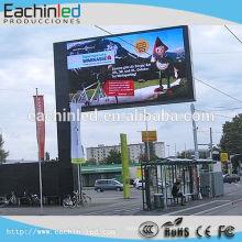 Module extérieur d'affichage à LED de P10 P12 P16, module d'affichage extérieur de panneaux d'affichage numérique de P10 P12 P16 LED, panneaux d'affichage numériques