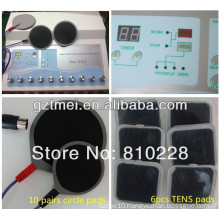 russian wave electrotherapy stimulation body slimming machine