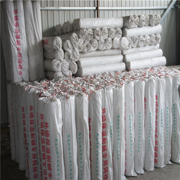 woven bag package of fiber glass mesh