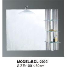 Espelho de espessura de 5 mm Espelho de vidro prateado (BDL-2003)