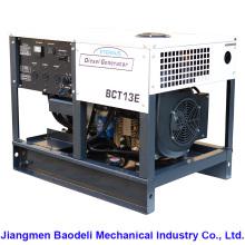 Generador diesel del uso casero 10kVA (BD8E)