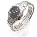 Luxurious Business Silver Metal Watch