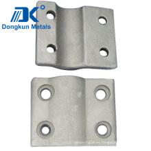 Fundición de gravedad de aluminio para piezas de maquinaria