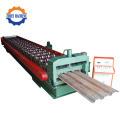 Galvanized Steel Floor Decking Tile Roll Forming Machine