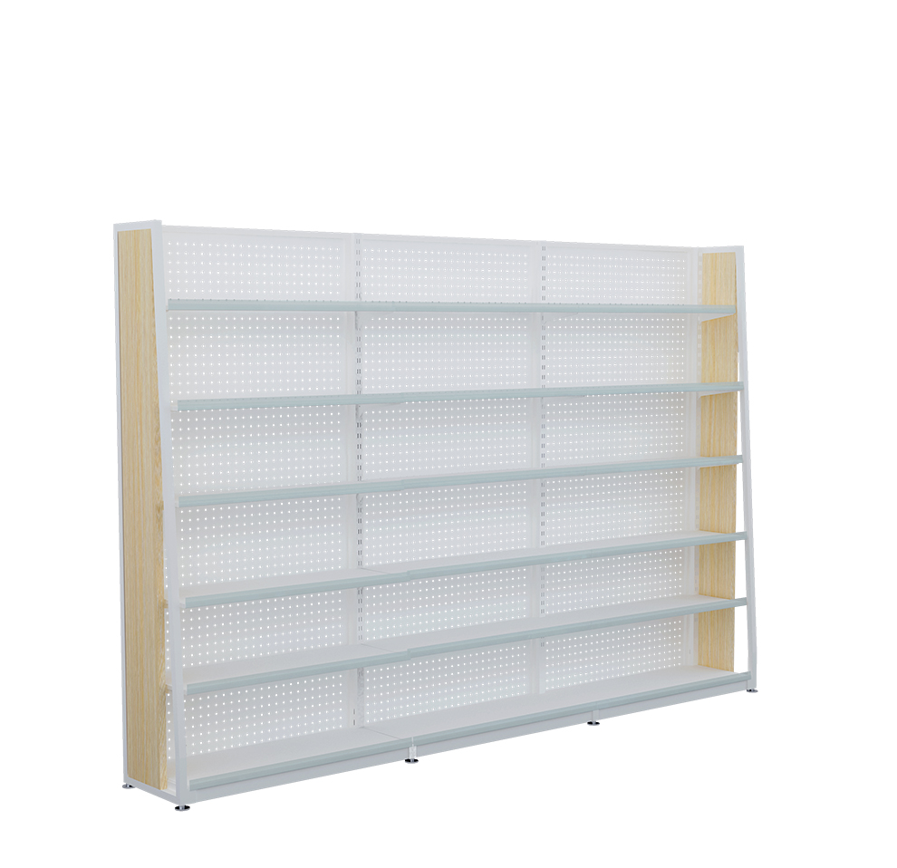 Rack de Display Backnet e Backhole
