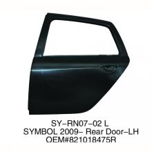 Dear Doors for RENAULT Symbol 2009