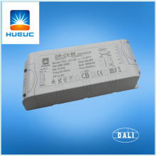 80 dali de plástico dimmable led dirver