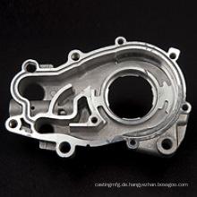 Soem-Qualitätsaluminiumdruckgussteilmotorteile, Aluminiumcasting-Teile Elektromotor-Gehäuse
