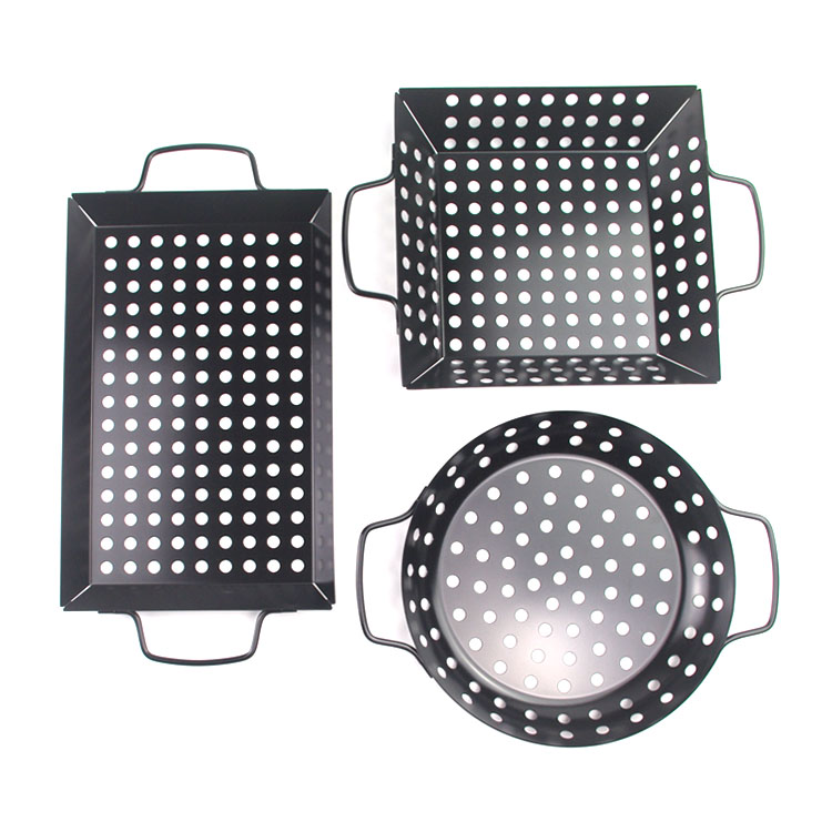 bbq grill basket kit