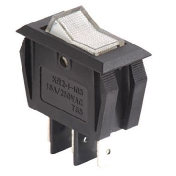 12v Rocker Switch com luz