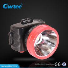 Lumière LED rechargeable à fort capacité de camping en plein air (GT-8610)