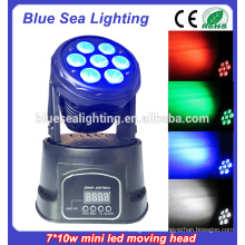 Nouveau produit rgbw 4in1 led football moving head light