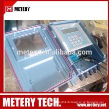 Feste Ultraschall-Durchflussmesser / Durchflussmessung
