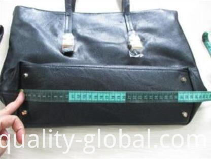 Insepction Quality Control FOR HANDBAGS