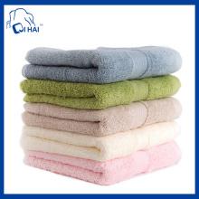Algodón de algodón egipcio hilado de colores toalla de la cara (qh9007901)