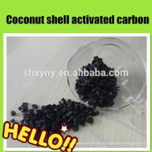 CAS 64365-11-3 Carbono ativado granular para cartuchos de filtro