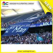 Alibaba China proveedor de impresión de banner económica de PVC