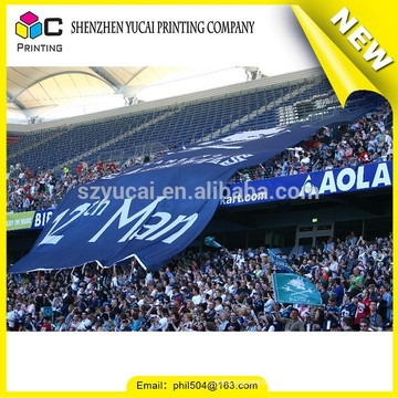 Alibaba china supplier PVC economic banner printing