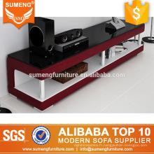 SUMENG foshan style nouveau modèle bois meuble TV meuble
