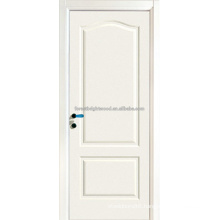 2 Panel Swing Opeing White primed MDF Carving Doors