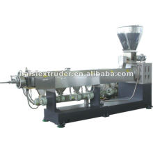 HS High-quality SJ Single-screw abs plastic recycling extruder