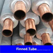 Tube d'aileron extrudé en aluminium et en cuivre de Chine