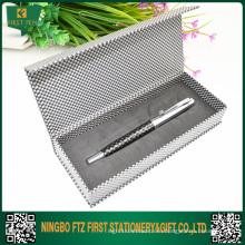 Элегантная и красивая металлическая подарочная ручка для леди