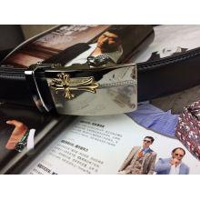 Leather Ratchet Belts for Men (HC-150410)