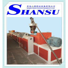 PVC Wood Plastic Composite Profile Production Line/ Extrusion Machine