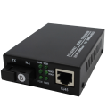 Utp Copper To Lan Fiber Media Converter Transceiver