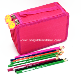 4 Layers Large Capacity Pencil Case