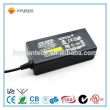 Adaptador de fonte de alimentação de comutação de LED 12V Adaptador de alimentação de CA para CC 12V 2A de 100V-240V
