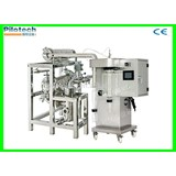 High speed small washing powder making machine