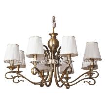 Éclairage de lampe de lustre en fer de nouvelle conception 2015 (SL2152-8)