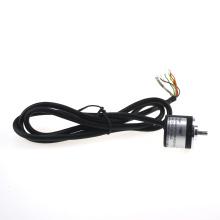 Mini encodeur rotatif incrémental Yumo Isc2504-001g-360abz-5-24L 360p / R