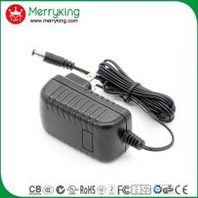 Merryking Marke Wandmontage 12V 1A Adapter Us Stecker AC / DC Netzteil