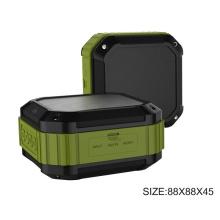 Haut-parleur sans fil portatif sans fil imperméable de Bluetooth