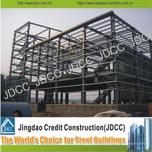 Bâtiment léger de structure métallique à faible coût