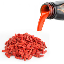 Jus de Goji sain sans additif organique