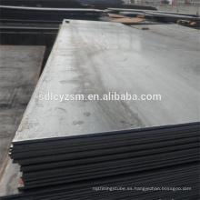 Placas de acero al carbono SS400