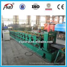 Máquina de fabricação de frio C Purlin e máquina formadora de rolo de aço de canal C