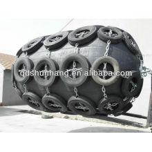 Marca de Shunhang No.1 qualidade pneumática borracha fender marinho
