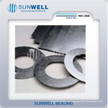 Junta de grafito expandido puro Sunwell700