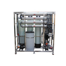 Sistema de Filtro de Água Industrial Osmose Reversa