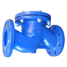 DIN3202 F1 Cast Iron Lift Check Valve