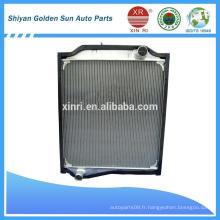 FOTON Radiateur en tube d'aluminium pour camion lourd 112291310002 pour camion AUMAN 11229