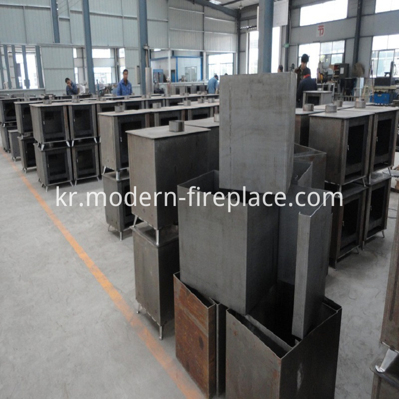 Wood Burning Stoves Designs Production